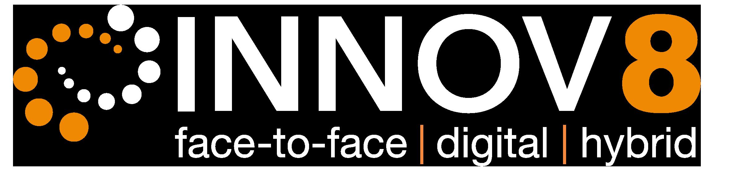 INNOV8 WHITE ORANGE